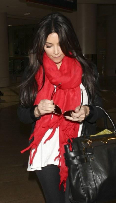 Red-Scarf-Fashion