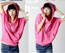 2012-New-Arrival-Women-Hoody-Spring-Summer-Short-Sleeve-Fashion-Casual-Loose-Hoodies-Chic-Batwing-Sleeve
