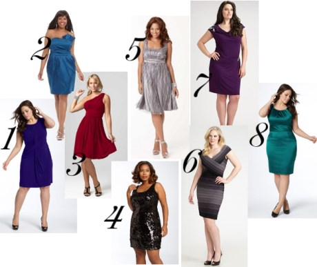 plus-size-holiday-party-dresses