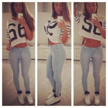 high-waisted-skinny-jeans-with-tees_