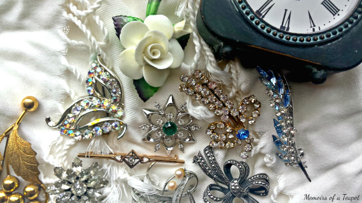 Historical Object Series: B is for Brooch
