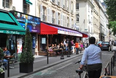 Parisian Cafés