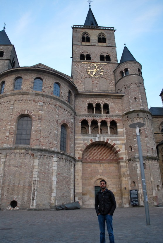 at Trier Cathedral