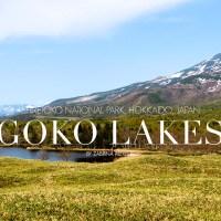 Travel Diary: Shiretoko Goko-lakes (知床五湖) , Shiretoko National Park, Hokkaido, Japan