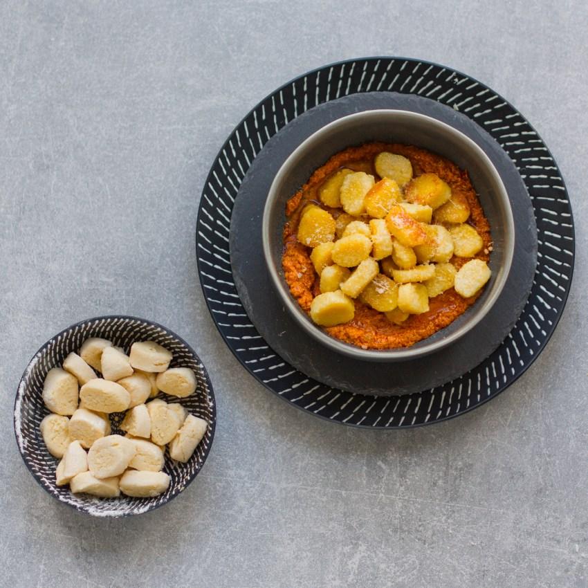 alternative pumpkin recipes pumpkin ricotta gnudi recipe vegetarian cheese
