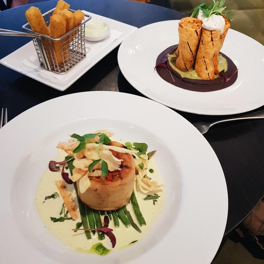 The Gate review vegetarian and vegan food in London,marylebone.