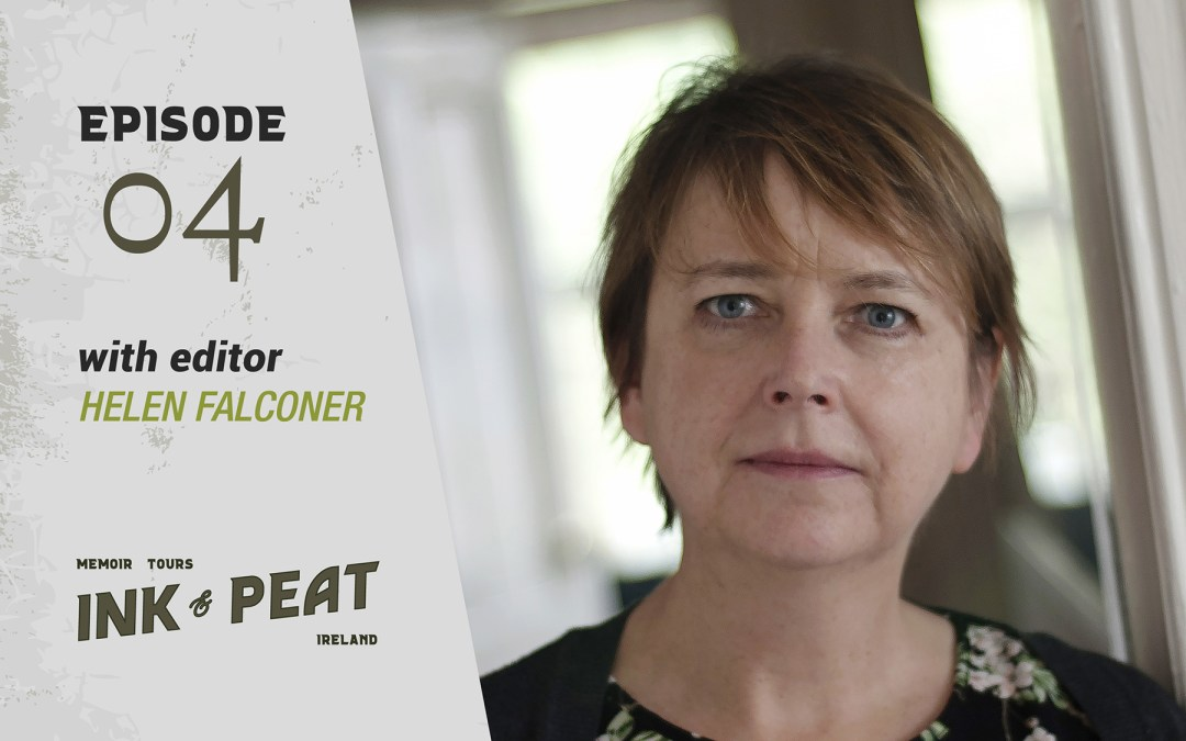 Upping Your Writing Game ~ A Conversation with Writer & Editor Helen Falconer