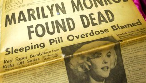 Marilyn Monroe – The last day in Brentwood
