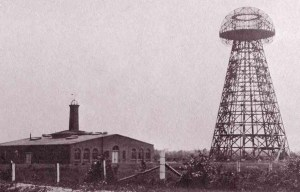 Nikola Tesla – The Wardenclyffe tower of the famous inventor in New York