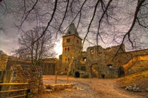 Frankenstein Castle and Mary Shelley