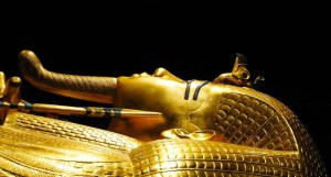 The Tomb of Tutankhamun in the Valley of the Kings
