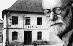 Sigmund Freud – The birthplace of the founder of psychoanalysis from Příbor