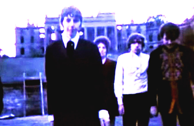 "Procol Harum – ""A Whiter Shade of Pale"" in Great Witley"