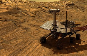 MER-B Opportunity – The journey of NASA's robotic rover to Endeavour