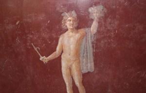 Medusa – Perseus beheads the legendary monster in Gibraltar