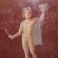 Medusa - Perseus beheads the legendary monster in Gibraltar