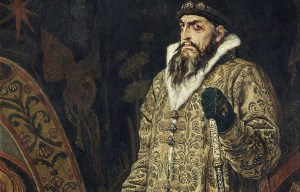 Ivan the Terrible – The throne of the first Tsar of all Rus is being exhibit in Moscow