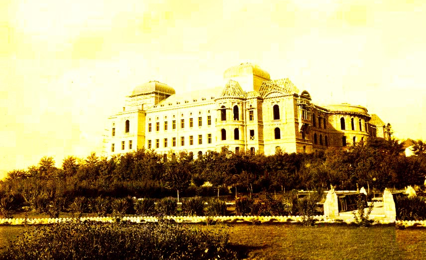 Dar ul Aman – The historic palace in Kabul