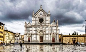 The Temple of the Glories in Florence