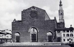 Basilica di Santa Croce – The principal Franciscan church in Florence