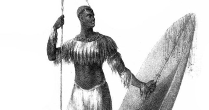 King Shaka – The stone of death in KwaDukuza