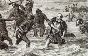 Ferdinand Magellan – The end of the Portuguese explorer in Mactan Island