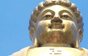 Spring Temple Buddha – The colossal statue of Vairocana Buddha in Zhaocun