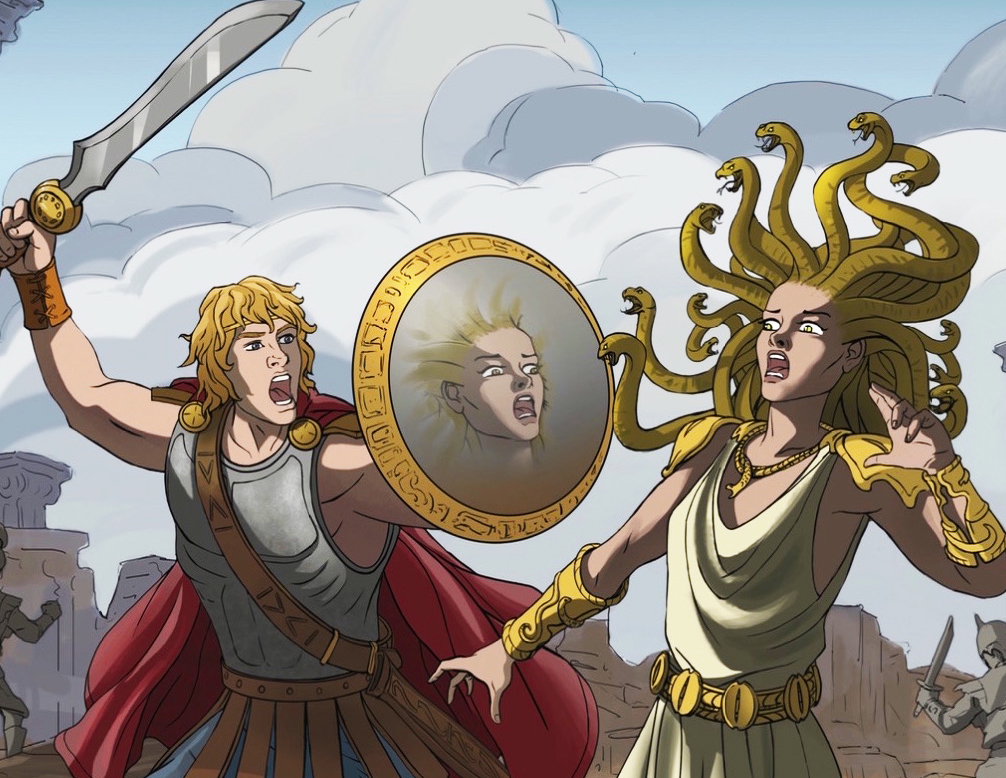 Gorham's Cave – The myth of Medusa and Perseus in Gibraltar