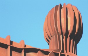 The Angel of the North – The majestic steel statue in Gateshead