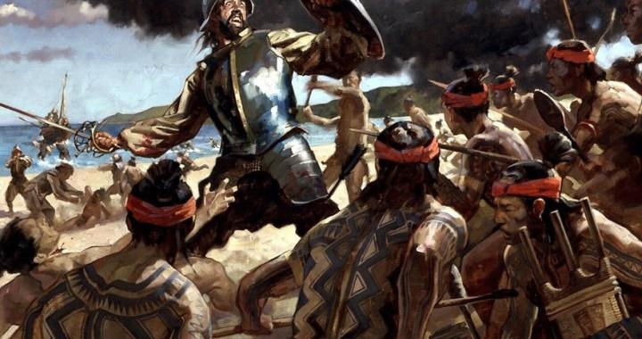 Ferdinand Magellan – Τhe end of the Portuguese explorer in Mactan Island