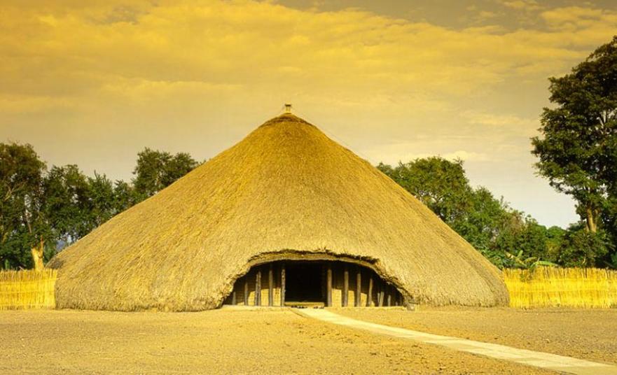 Kasubi Tombs – The kings of Buganda in Kampala