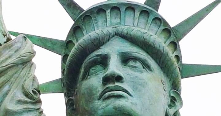 Statue de la Liberté – A faithful copy of the Statue of Liberty in Colmar