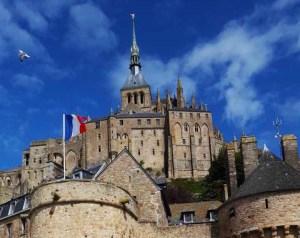 Le Mont-Saint-Michel –  Island and mainland