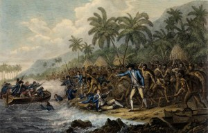 Captain James Cook – The end of the British explorer in Hawaii Island