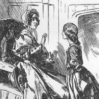 Jane Eyre - The school of the orphan and unwanted girl in Cowan Bridge