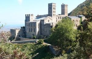 Sant Pere de Rodes – A former Benedictine monastery in El Port de la Selva