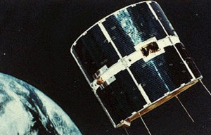 COS-B satellite – The first European Space mission in low Earth orbit