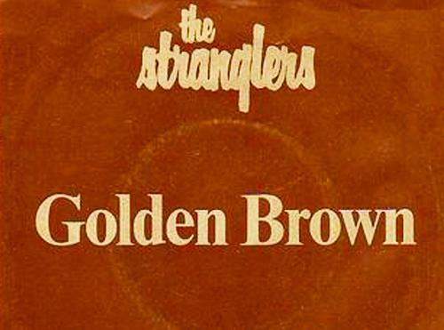 """""""Golden Brown"""" in London"""