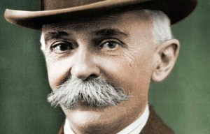 Pierre de Coubertin – The heart of the father of the modern Olympics rests in Olympia