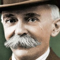 Pierre de Coubertin - The heart of the father of the modern Olympics rests in Olympia