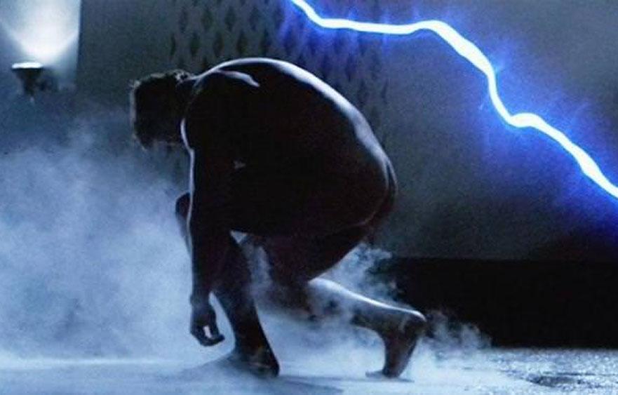 Terminator – The cyborg killing machine arrives in Los Angeles