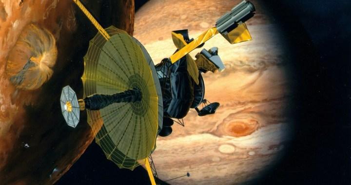 Galileo – The first probe in Jupiter orbit