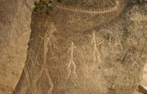 Gobustan Rock Art – The rock carvings and petroglyphs in Qobustan