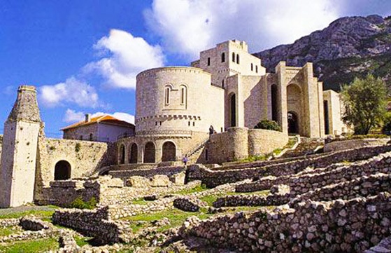 The Castle of Krujë
