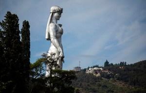 "Kartlis Deda – The ""Mother of Georgia"" statue in Tbilisi"