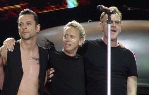 Depeche Mode – The first concert in Basildon