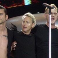 Depeche Mode - The first concert in Basildon
