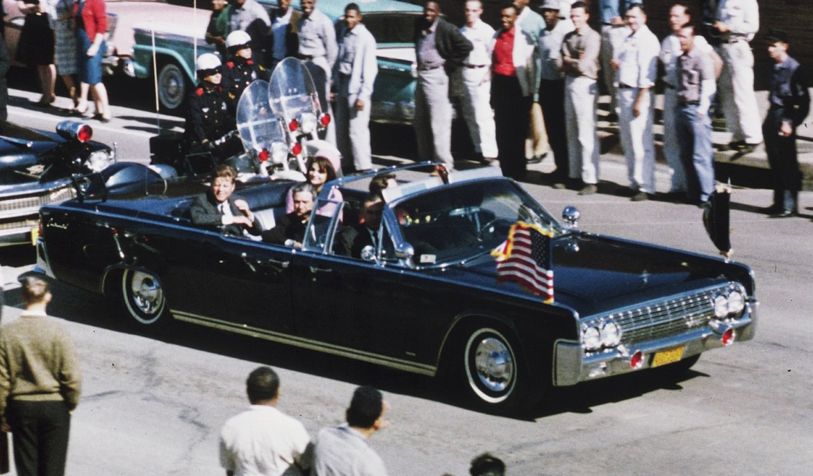 JFK – The Presidential Limousine in Dearborn