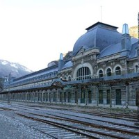 "Canfranc International railway station - The ""Titanic of the Mountains"" in Canfranc"