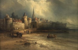 Saint Malo – The walled city in Saint-Malo